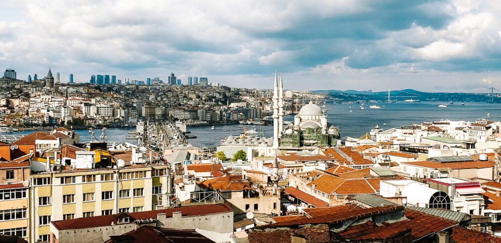 Best view in Istanbul - Istanbul Viewpoint