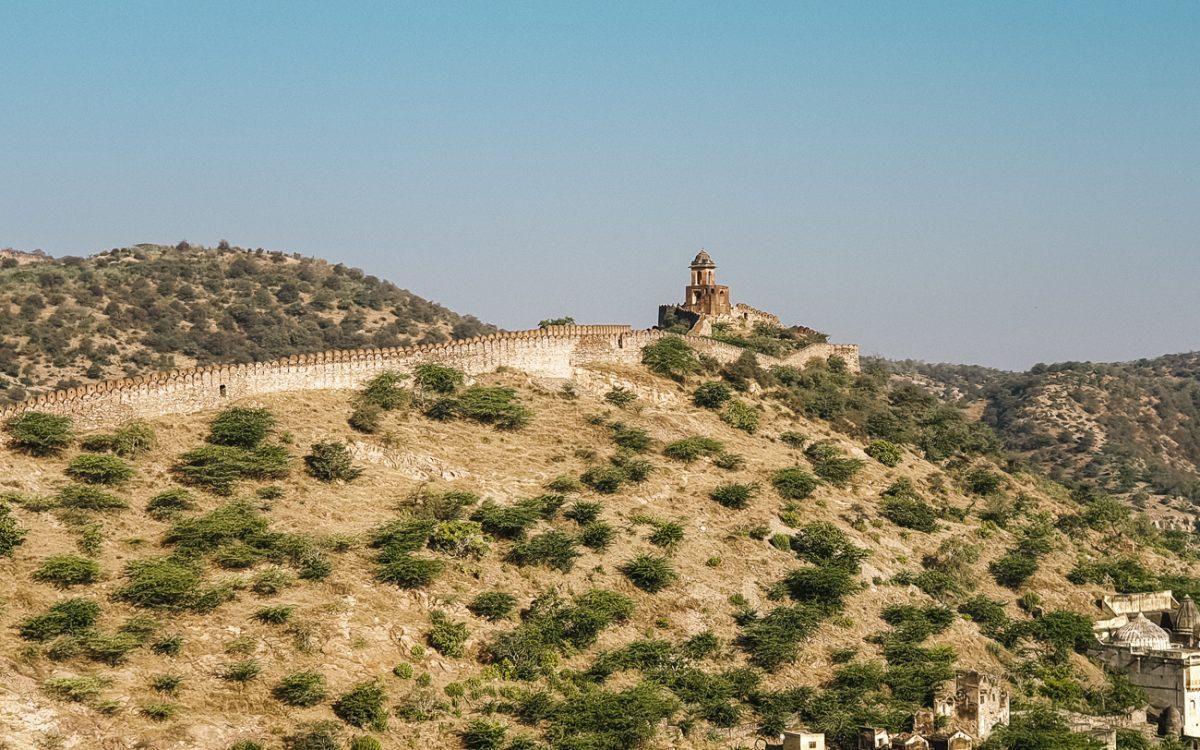 Jaipur India fort