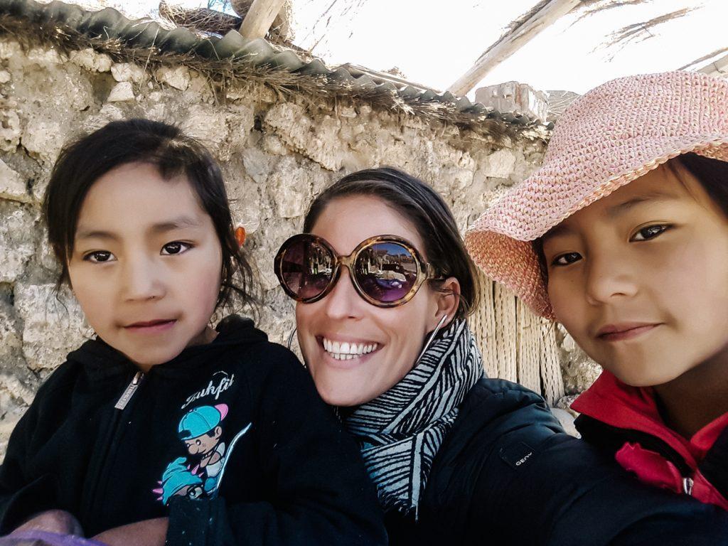 El Salar de Uyuni Incuahuasi family
