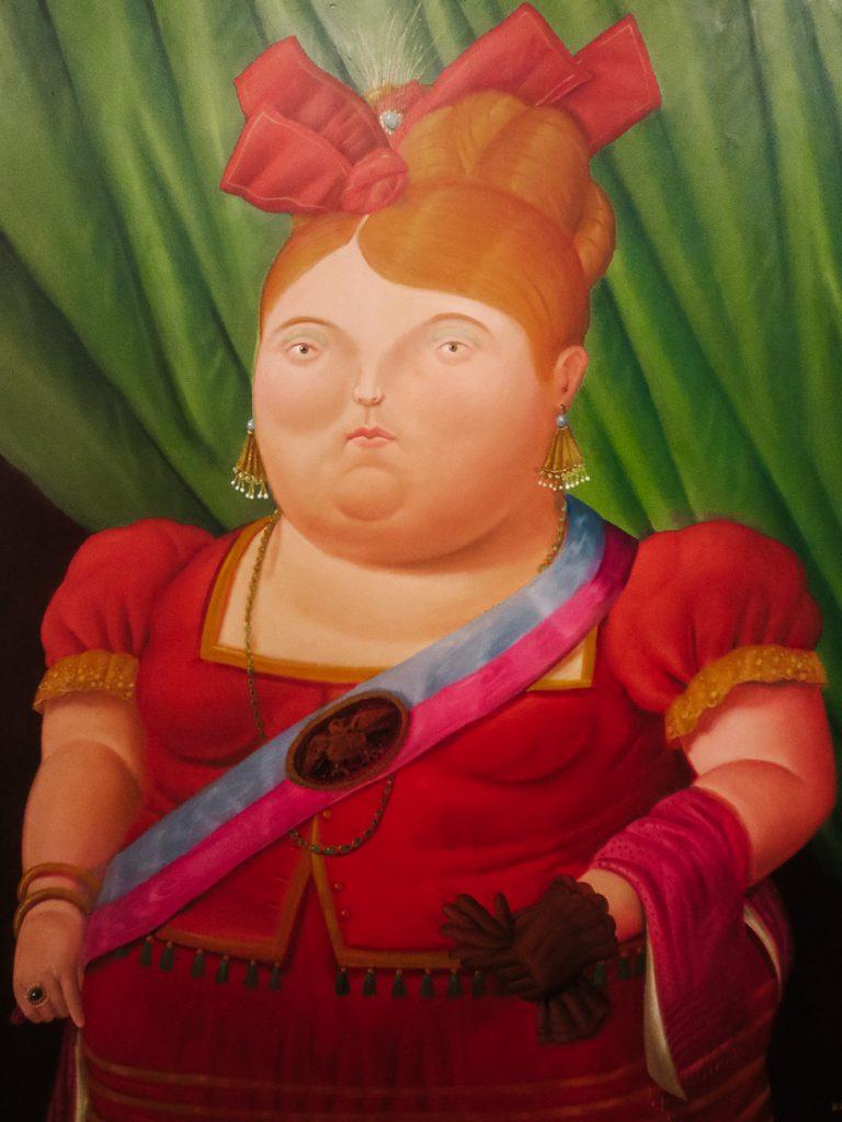 best things to do in Bogota surroundings - Botero museum