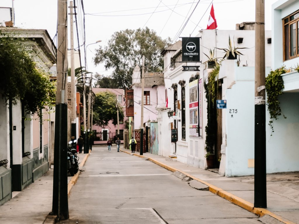 What to do in Barranco Lima, the art district and bohemian neighborhood