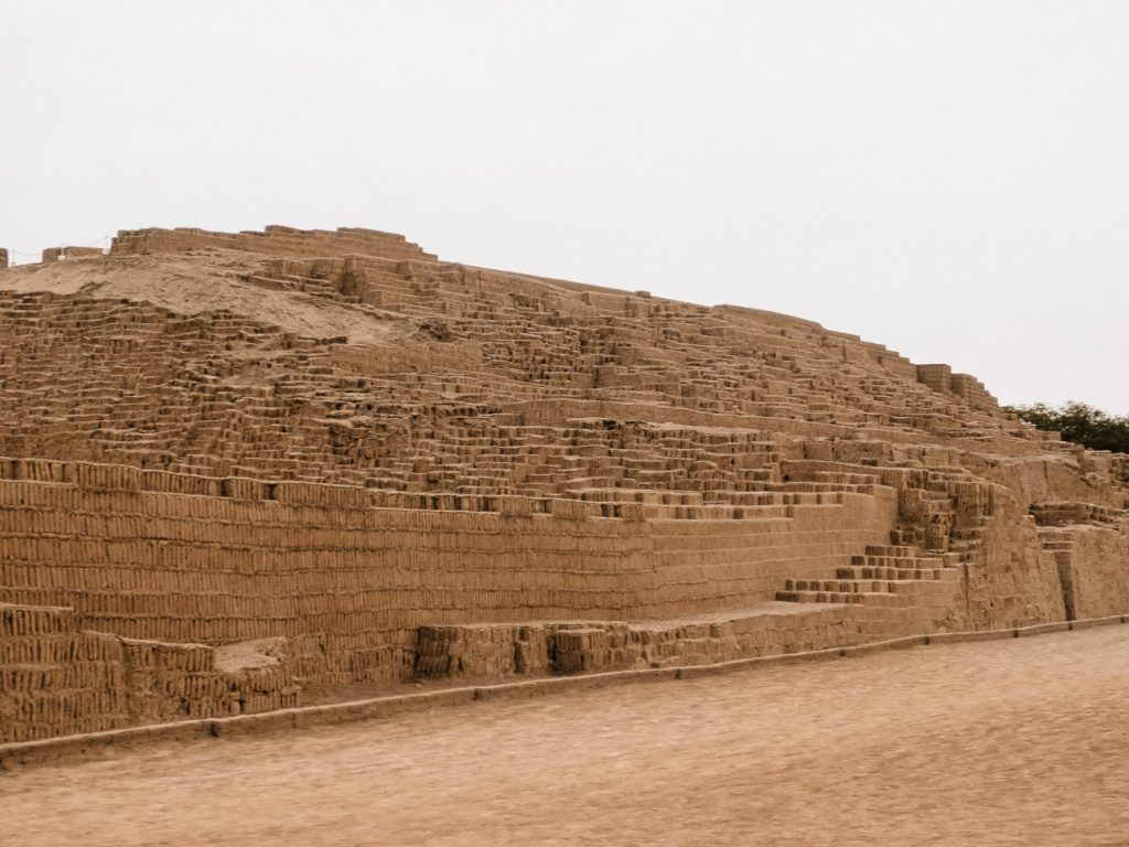 Huaca Pucclana