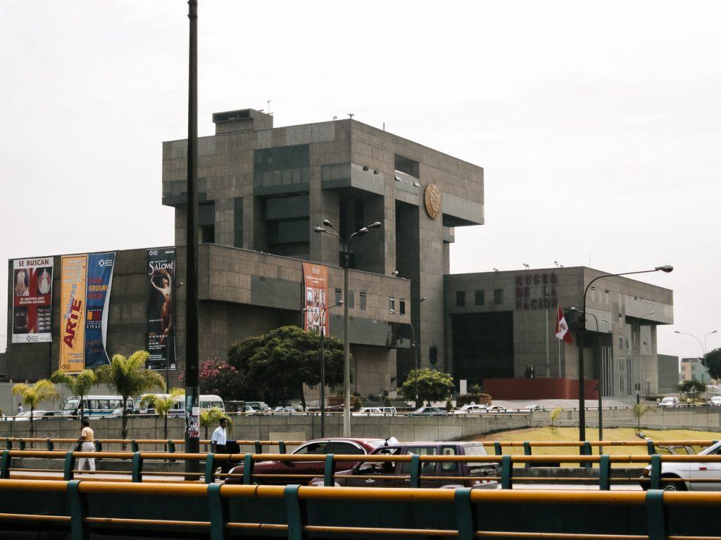 Museums Lima | Museo Nacional