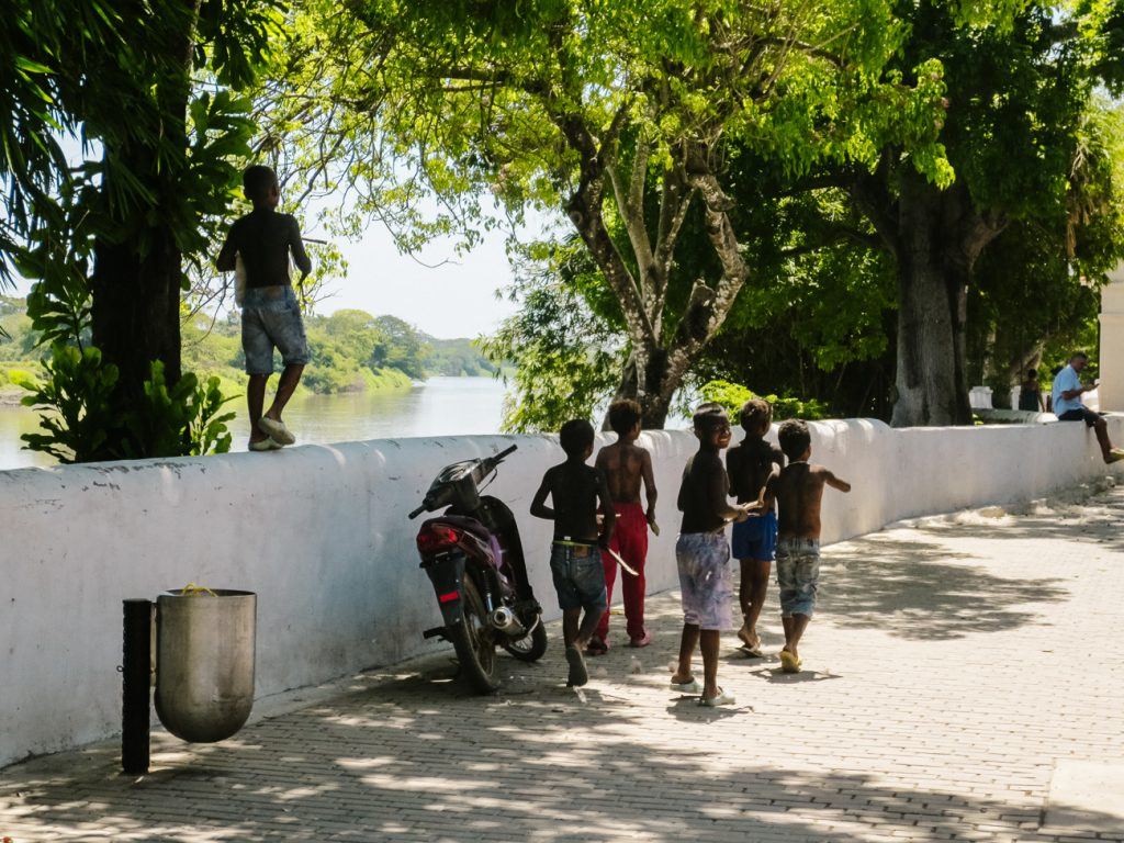 Santa Cruz de Mompox Colombia