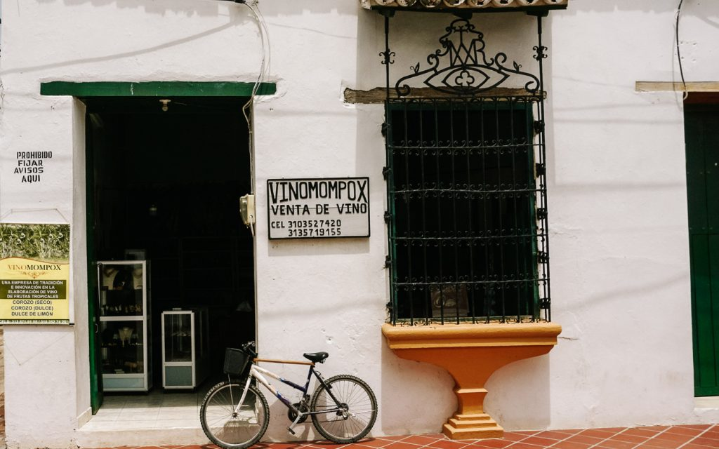 what to do in Mompox Colombia | drink vino de mompox