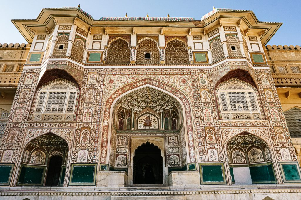 Jaipur highlights Amber fort