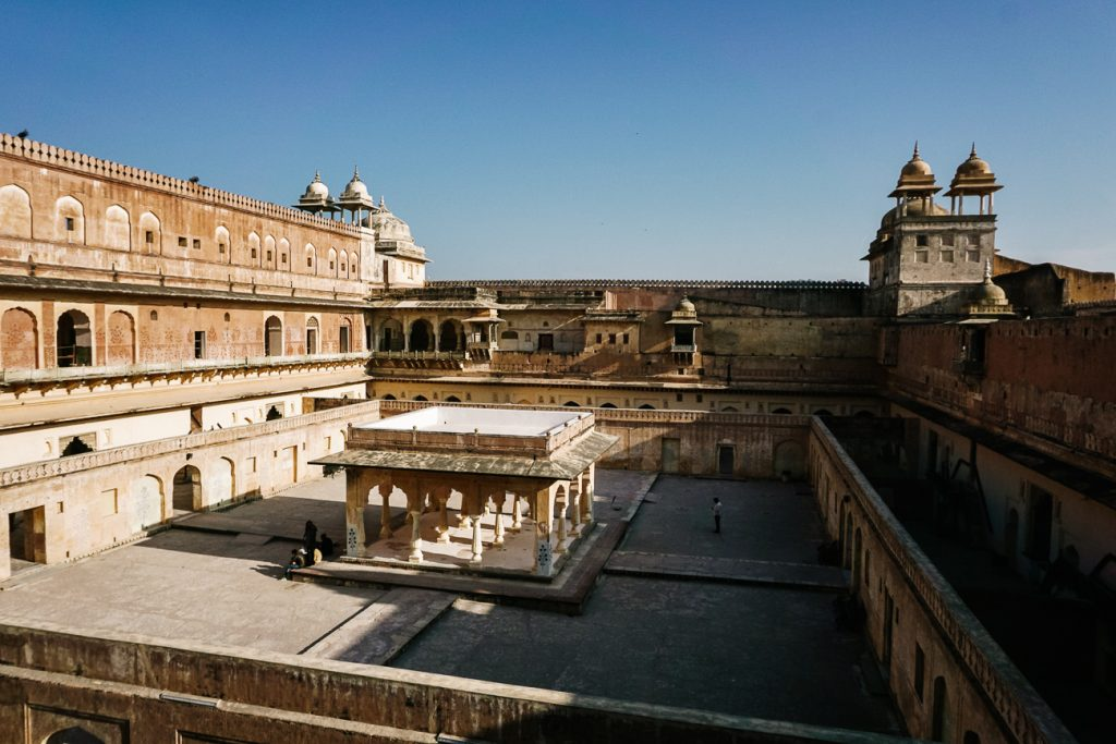 Highlights of Jaipur - Amber Fort