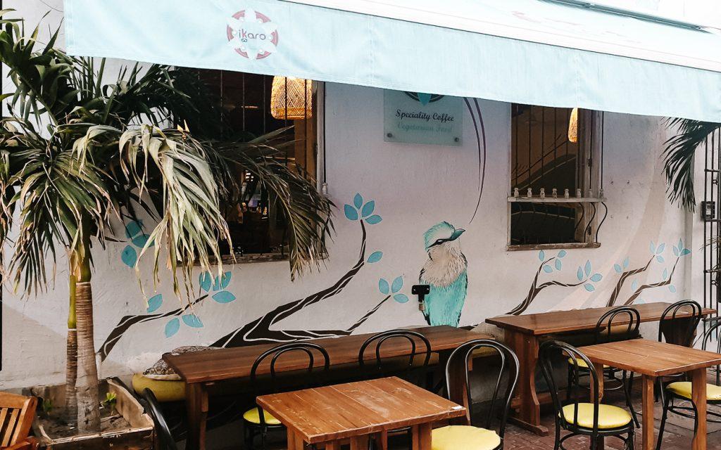 Ikaro Cafe