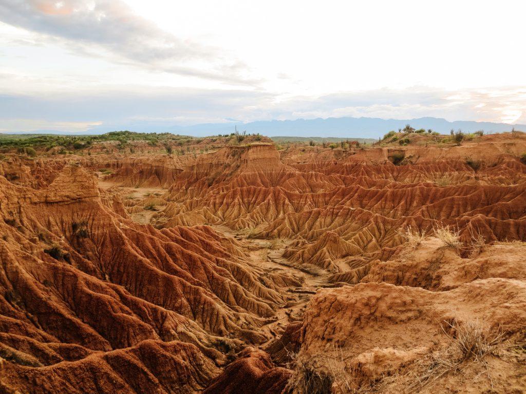 Wat te doen in Colombia | Tatacoa woestijn | el cuzco | een van de mooiste plekken in colombia