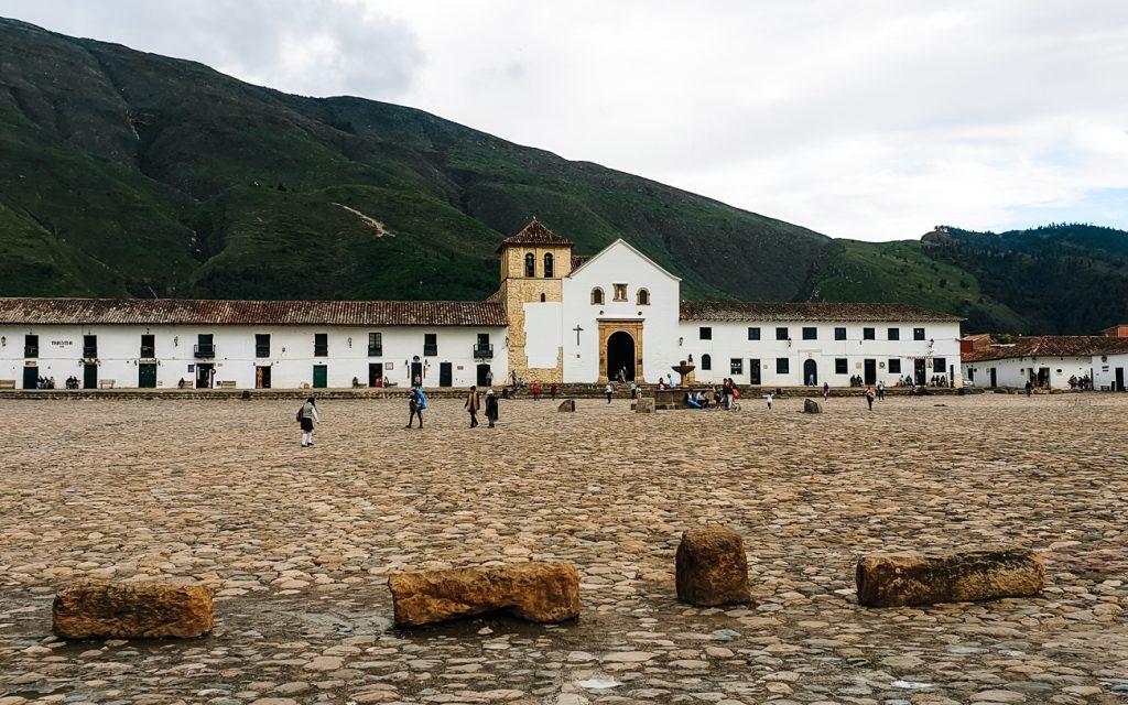 What to do in Villa de leyva   Plaza mayor