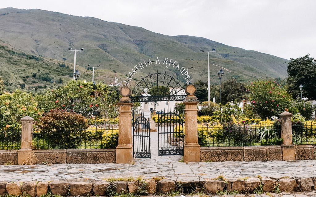 Plaza Ricaurte