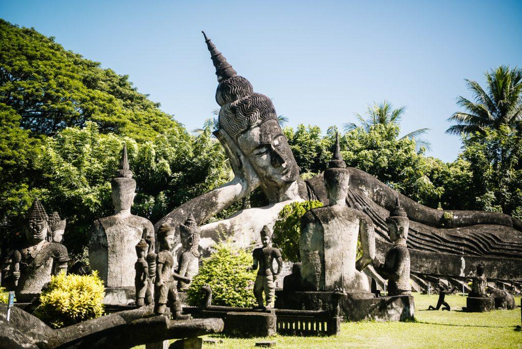 Suan Xieng Khuan - boeddha park