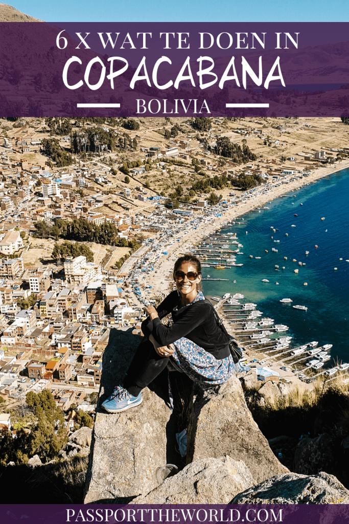 Ontdek wat je allemaal kunt doen in Copacabana Bolivia
