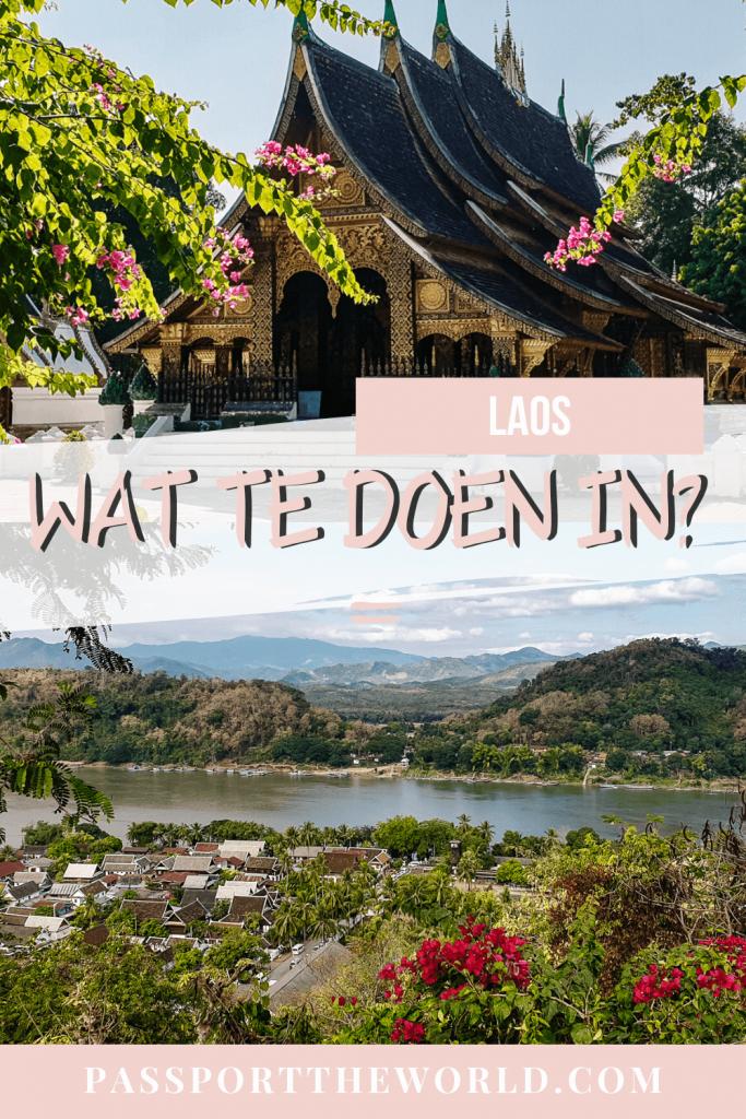 pin Laos bezienswaardigheden