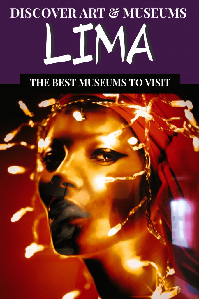 best museums in Lima Peru pin