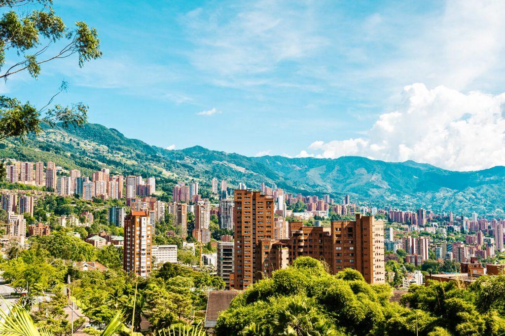Colombia bezienswaardigheden | steden Medellín