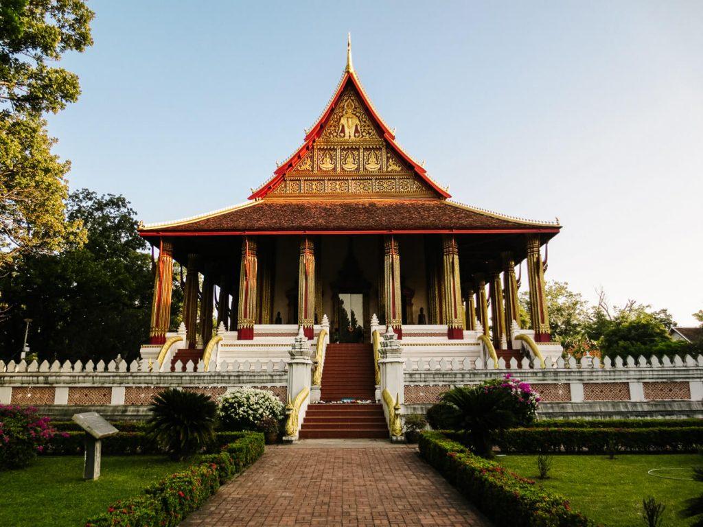 wat te doen in Vientiane tempels
