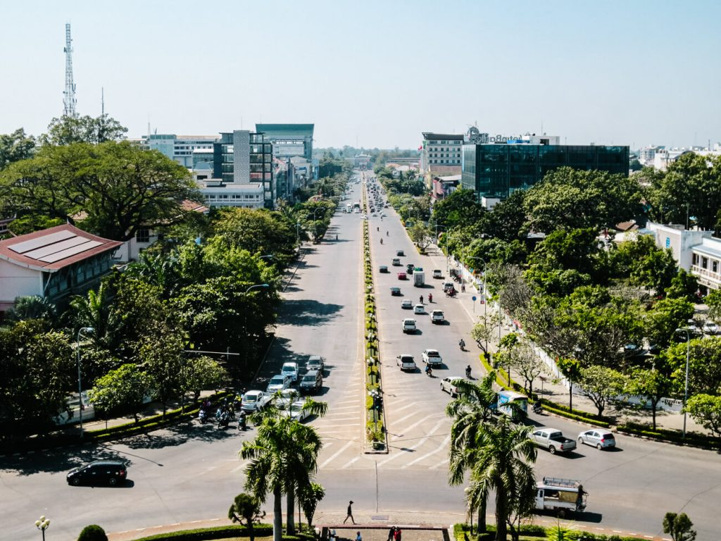 Best things to do in Vientiane | Patuxai view