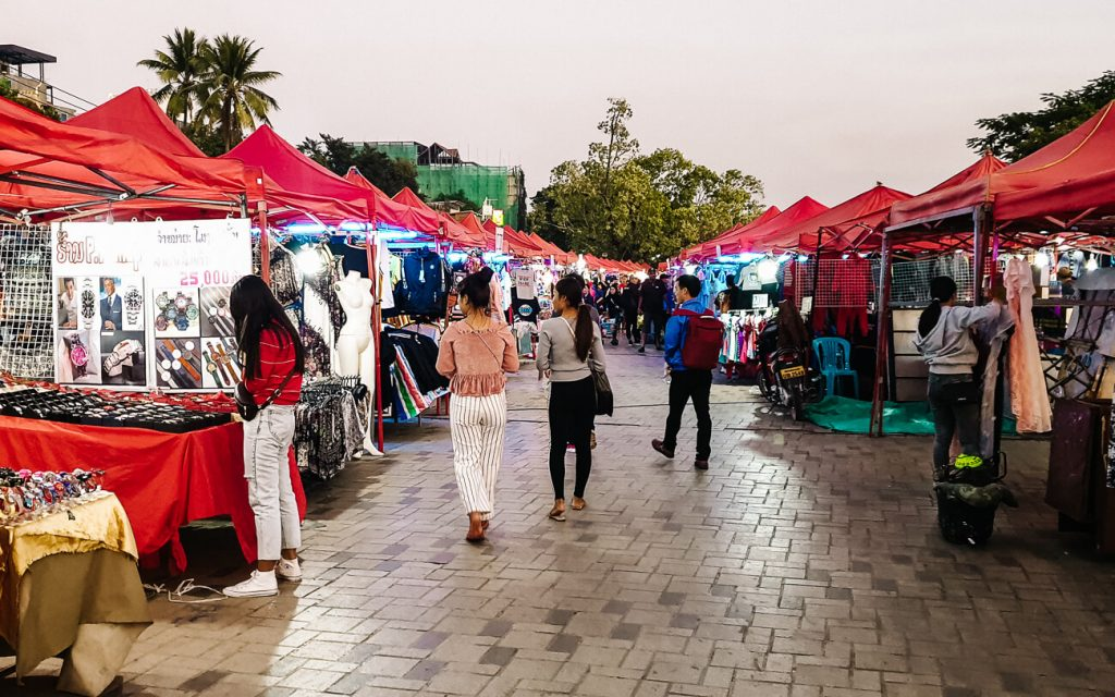Things to do in Vientiane | Nightmarket