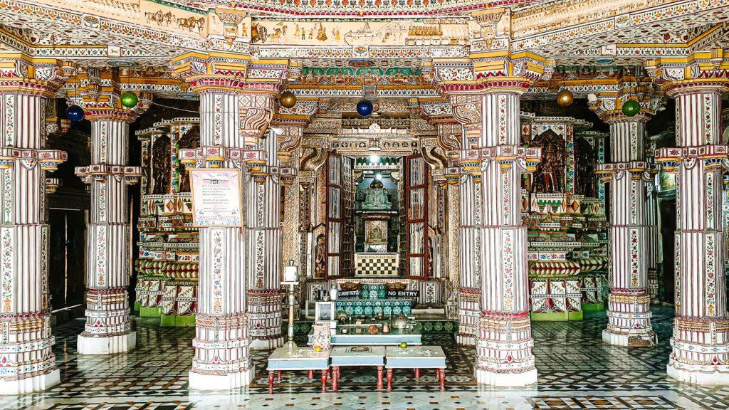 Things to do in Bikaner Seth Bhandasar Jain tempel
