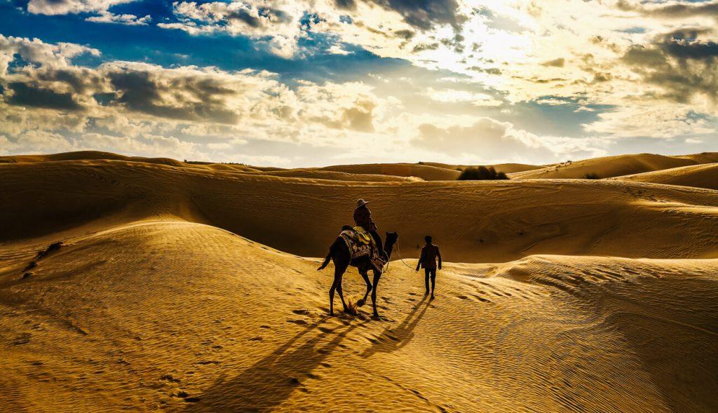 Things to do in Bikaner - Desert safari Bikaner