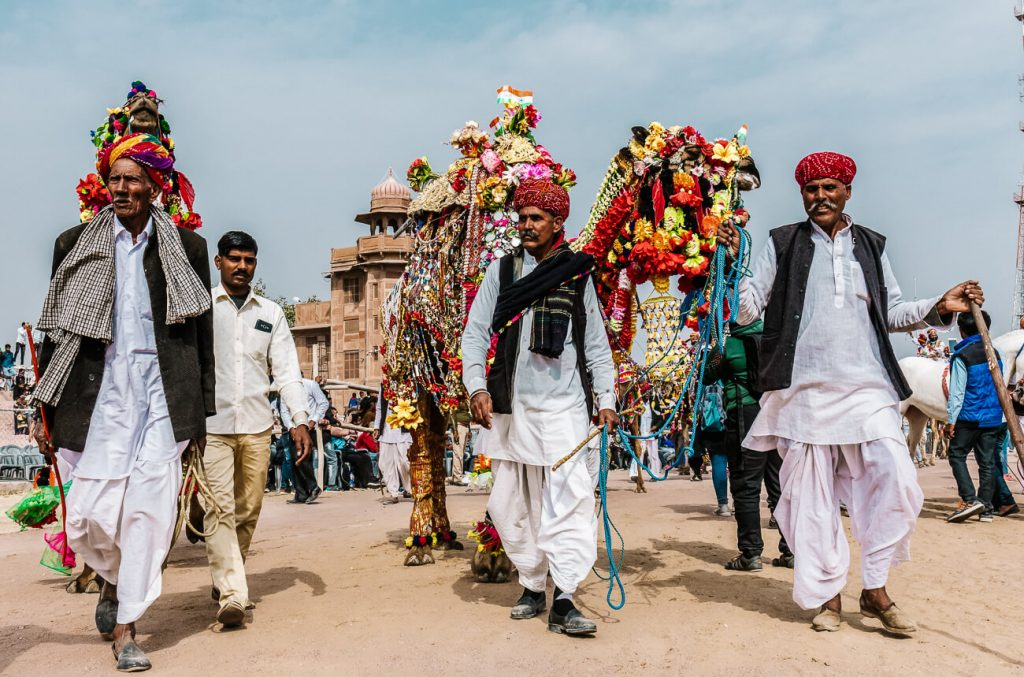 International Camel Festival Bikaner