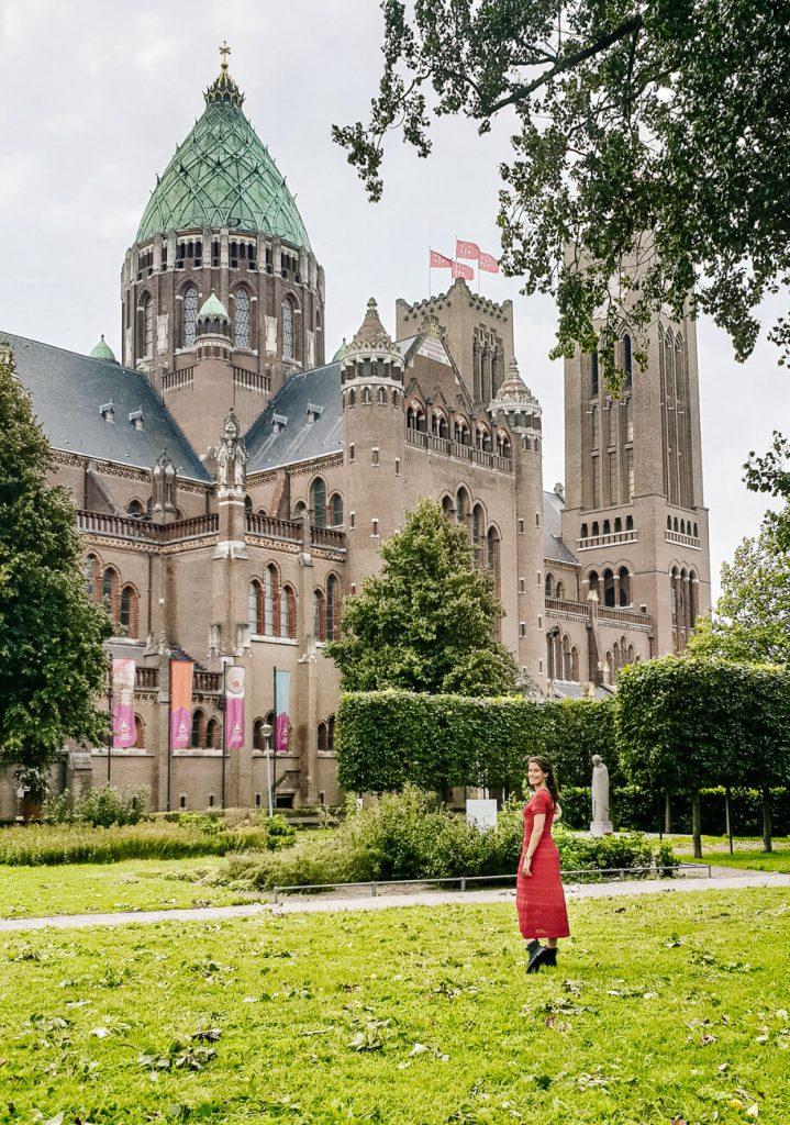 De kathedrale basiliek Sint Bavo - KoepelKathedraal