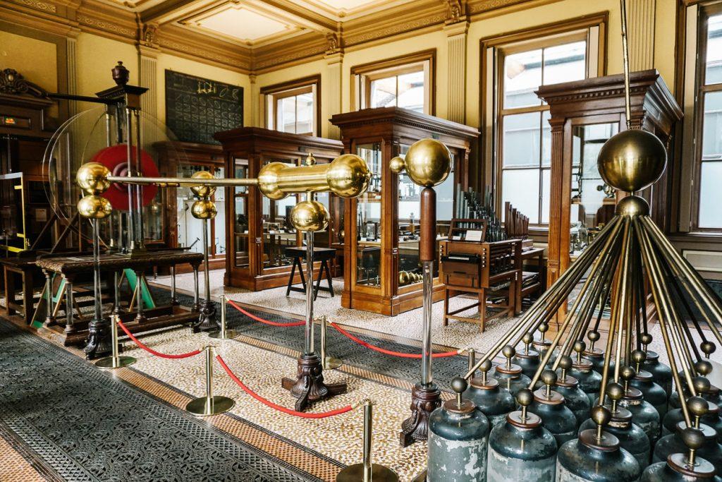 Haarlem bezienswaardigheden | Het Teylers museum