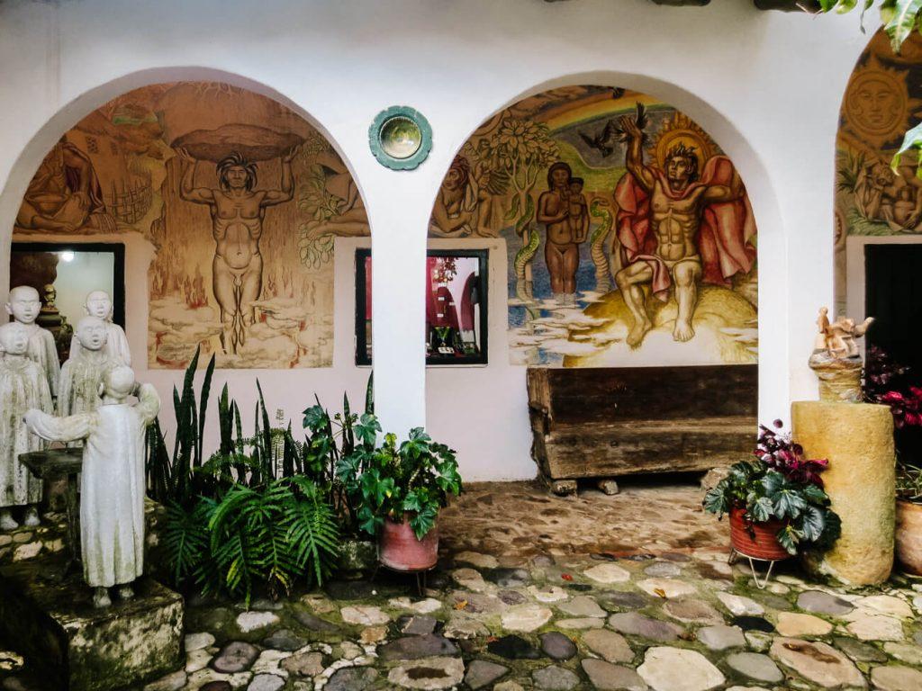 art by Luis Alberto Acuña Tapado