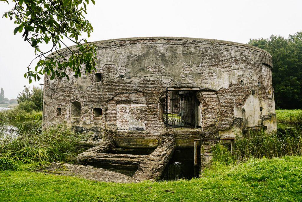 Fort Uitermeer | places to visit near Amsterdam