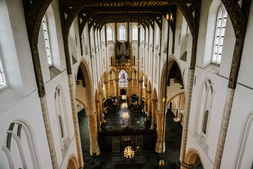 Things to do around Amsterdam | Naarden catedral