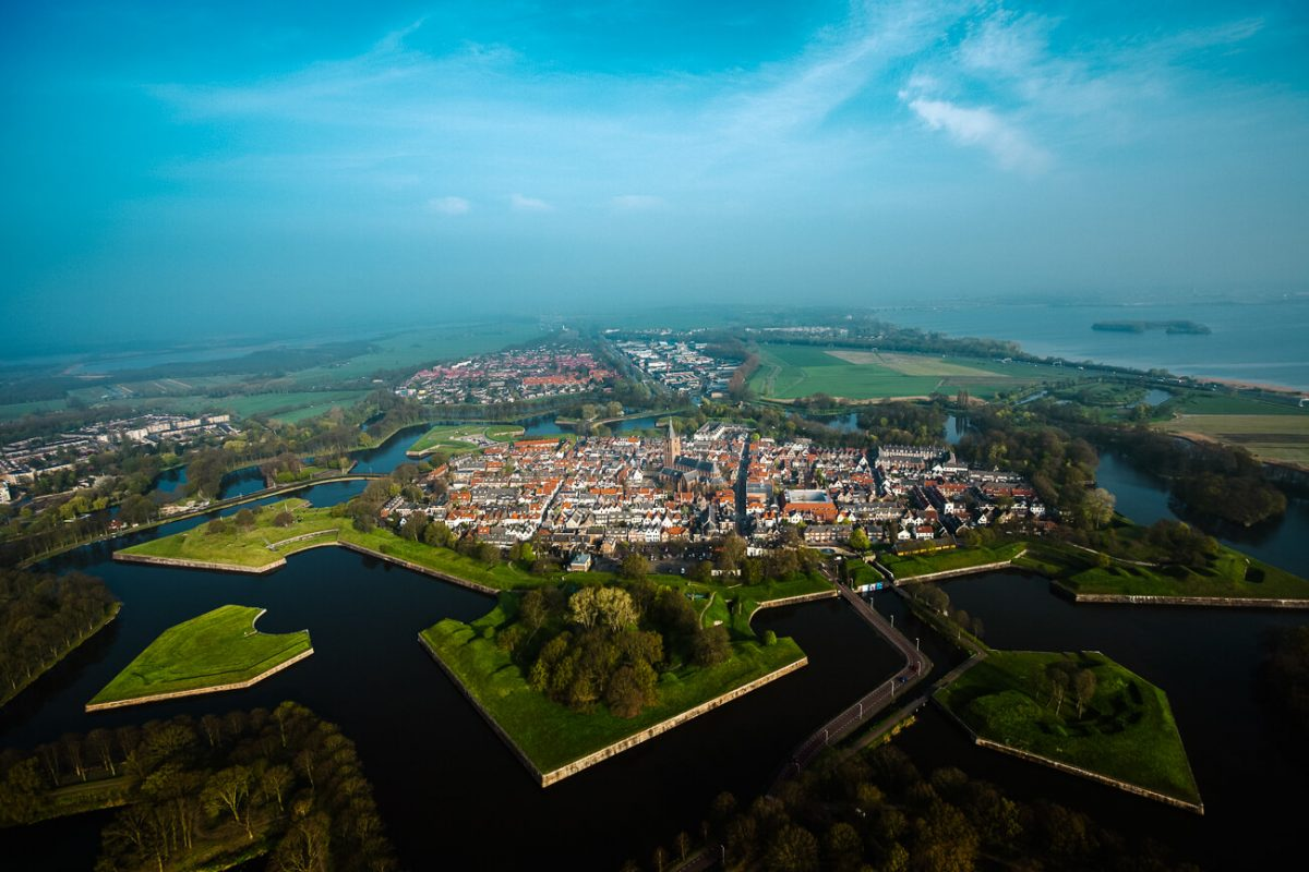 Places to visit near Amsterdam   Naarden