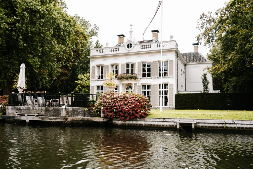 places to visit near Amsterdam | river Vecht