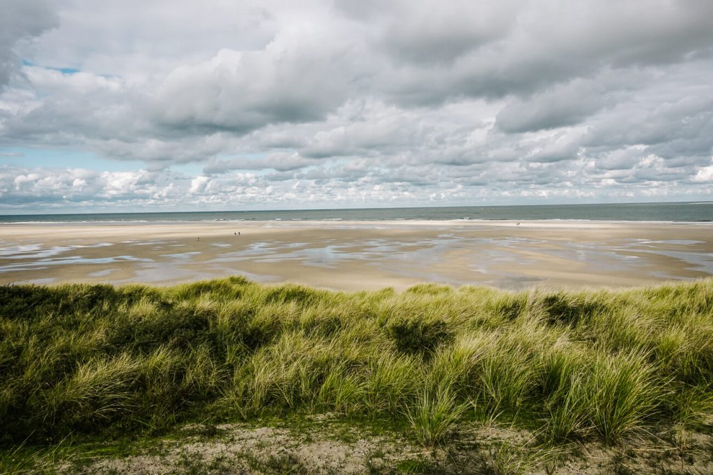 what to do on Texel| hike in de slufter