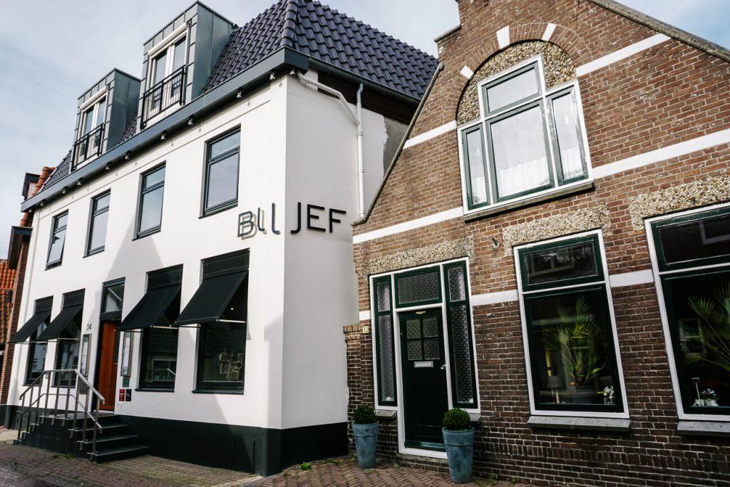 sterrenrestaurants op Texel   Bij Jef