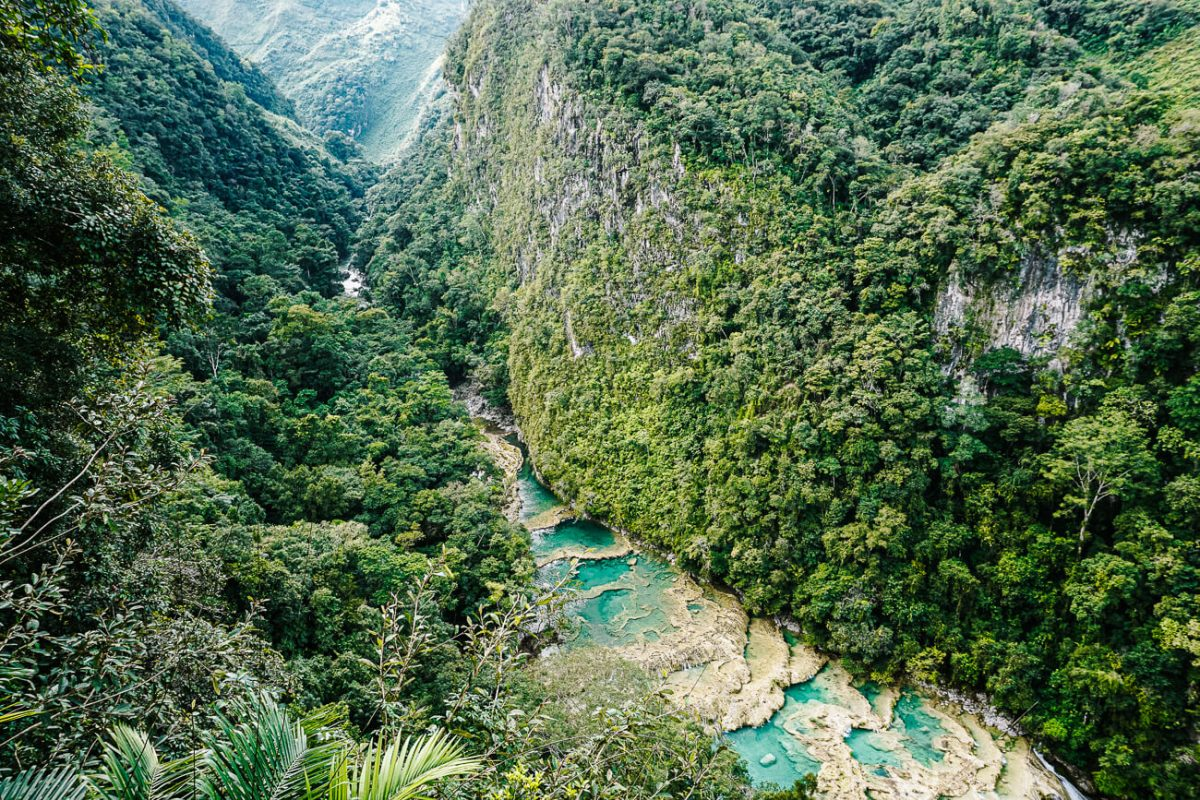 What to do in Lanquin | visit Semuc Champey Guatemala