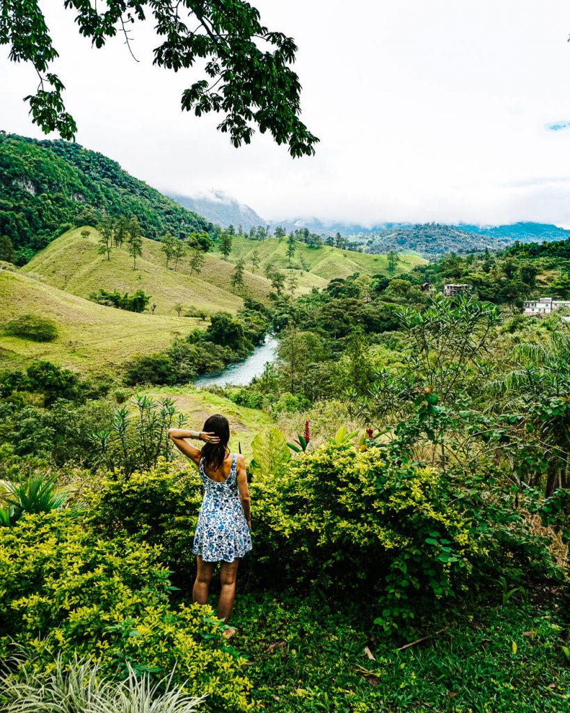 What to do in Lanquin | enjoy the beautiful views, visit Semuc Champey and the Lanquin Caves of Guatemala