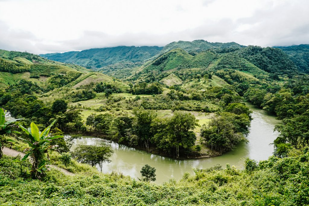 what to do in lanquin | go on a hike