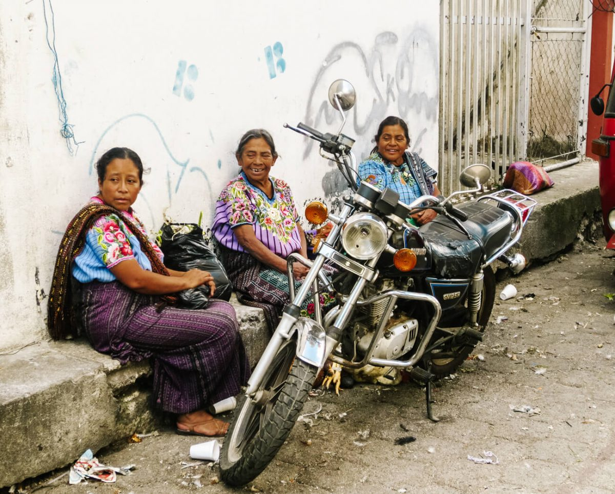 woman in santiago de atitlan | tips for Guatemala itinerary 3 weeks