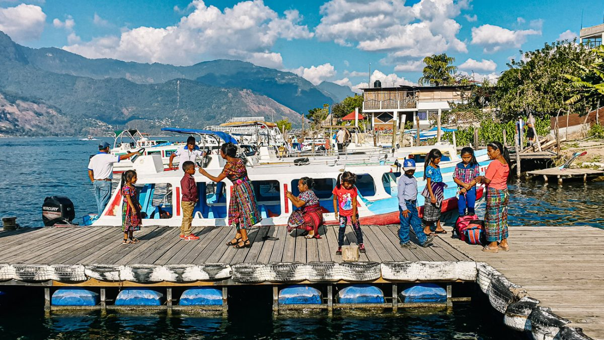 Visit San Pedro Lago de Atitlan and keep in mind my guatemala safety tips