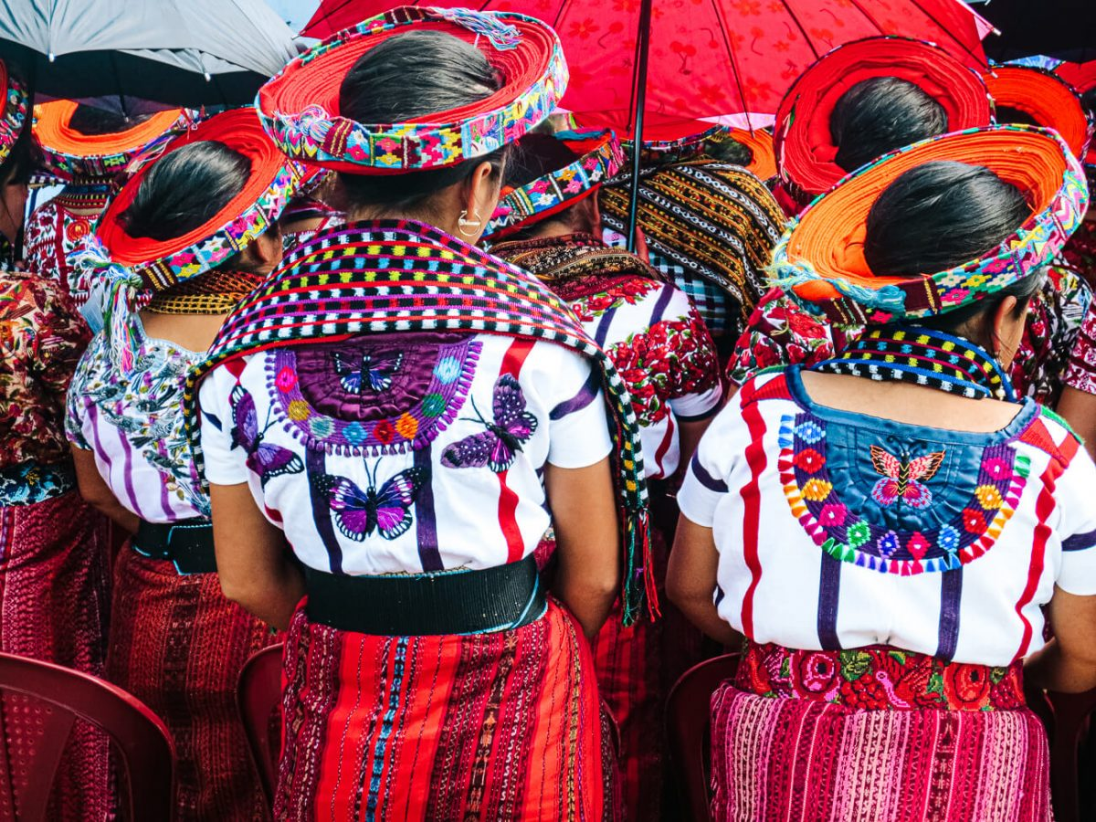 woman in colorful clothes |Things to do in Guatemala