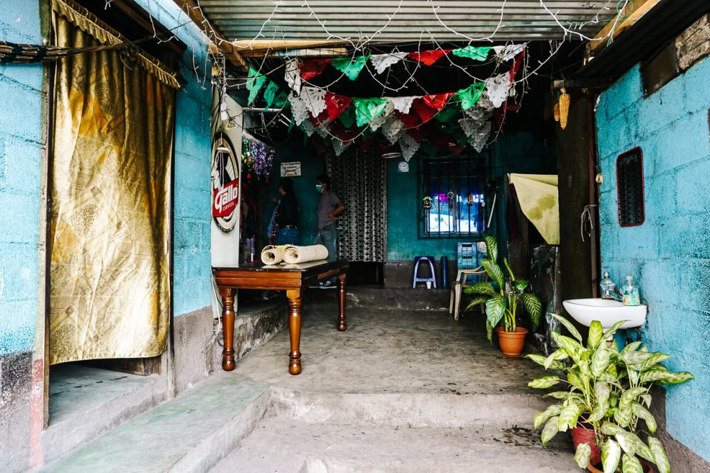 visit the house of maximon - one of the best things to do lake atitlan Guatemala