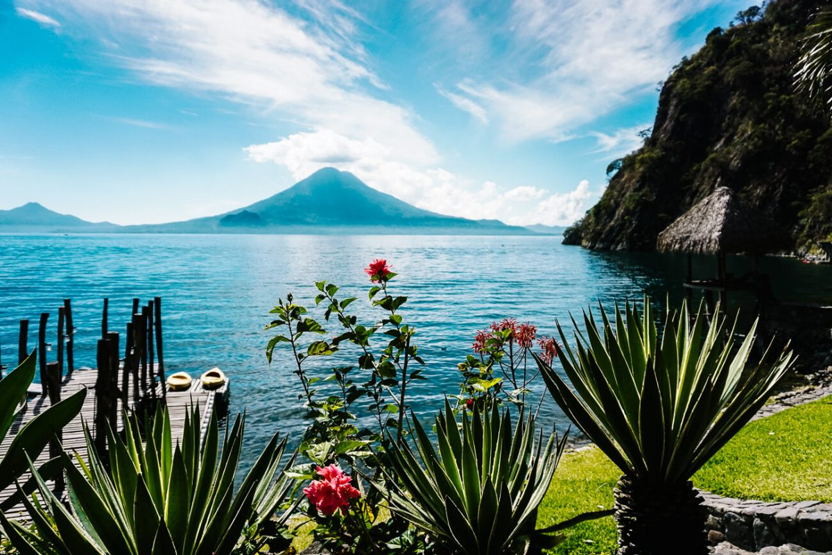view of lake atitlan in article | this is a list lake atitlan travel guide with the best things to do