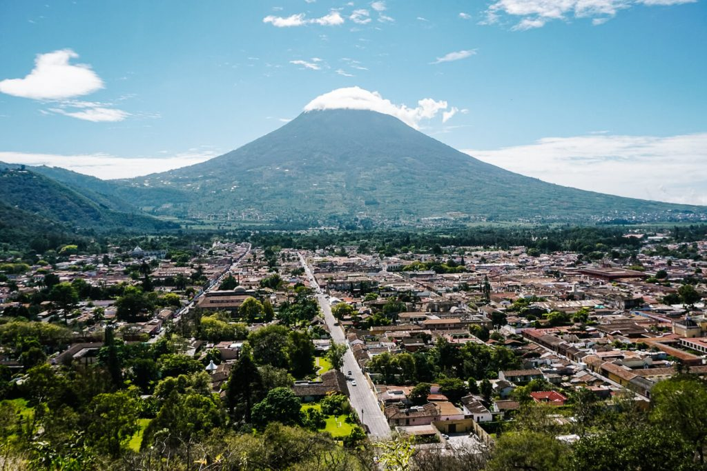 include antigua in your 10 days Guatemala itinerary