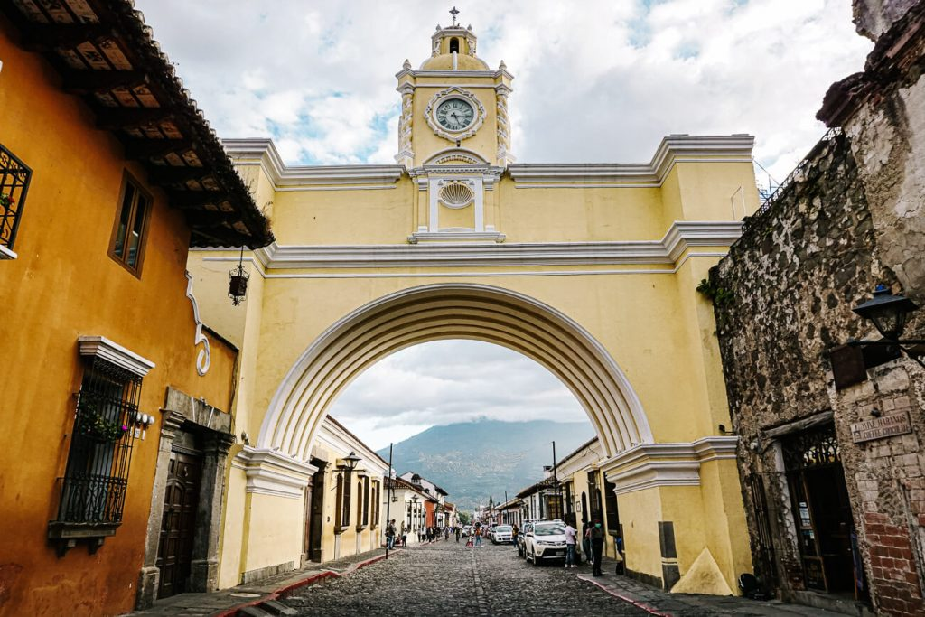 antigua - best things to do in guatemala