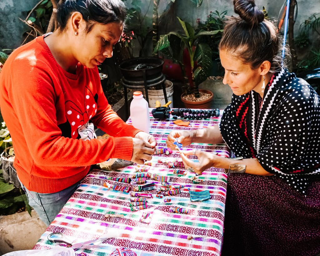 workshop worry dolls | Cultural things to do in Guatemala