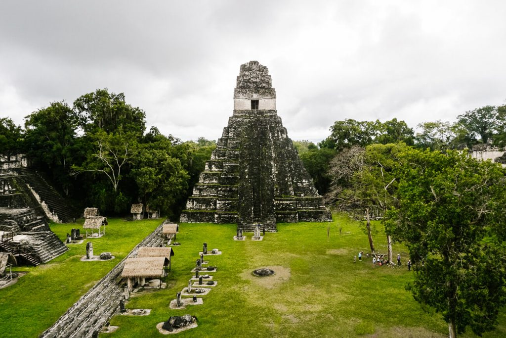 Include Tikal in your two weeks in Guatemala itinerary