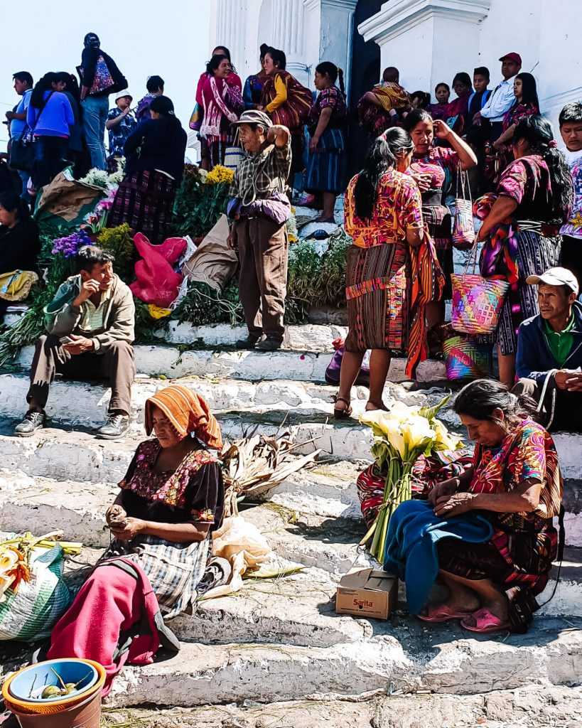 travel tips Chichicastenango market Guatemala