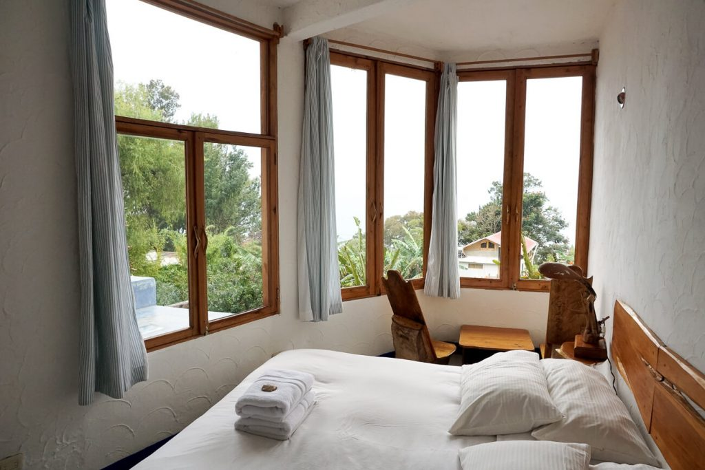 rooms in lush atitlan | hotels in guatemala