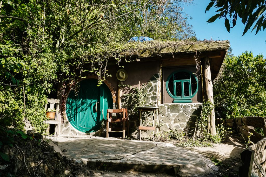 huisje in Hobbitenango, hotels in Guatemala